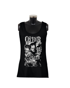 THE OTHER 'Monsters' Girlie Tank