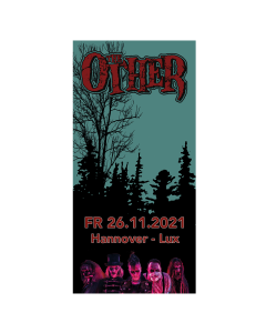 THE OTHER '26.11.2021' Hannover Eintrittskarte