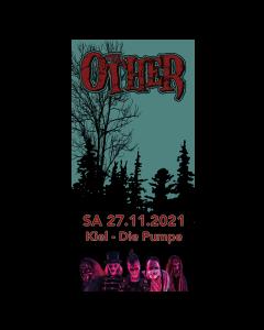THE OTHER '27.11.2021 Kiel'  Eintrittskarte