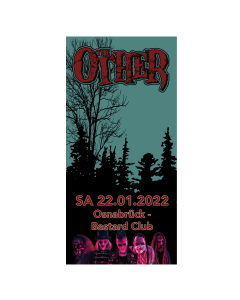 THE OTHER '22.01.2022 Osnabrück' Eintrittskarte