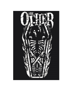 THE OTHER 'Casket Case' Backpatch