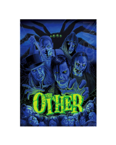 THE OTHER 'Hell Nights' Poster lim. Edition