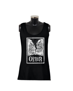 THE OTHER 'Graveyard' Girlie Tank