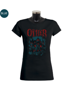THE OTHER 'Haunted' Girlie - limited Blue Edition