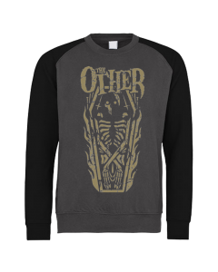 THE OTHER 'Casket' Sweater gold