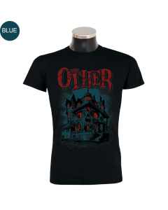 THE OTHER 'Haunted' T-Shirt - limited Blue Edition