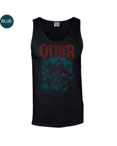 THE OTHER 'Haunted' Tanktop - limited Blue Edition