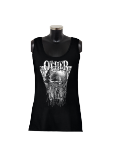 THE OTHER 'Jellyskull' Girlie Loose Tank