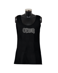 THE OTHER 'Logo' Girlie Tank