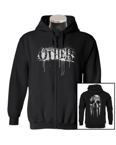 THE OTHER 'Skull' Zip Hoodie